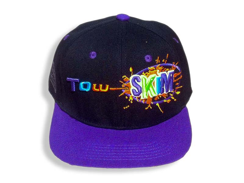 Tow Skim | What's Included | Black Tow Skim Lid