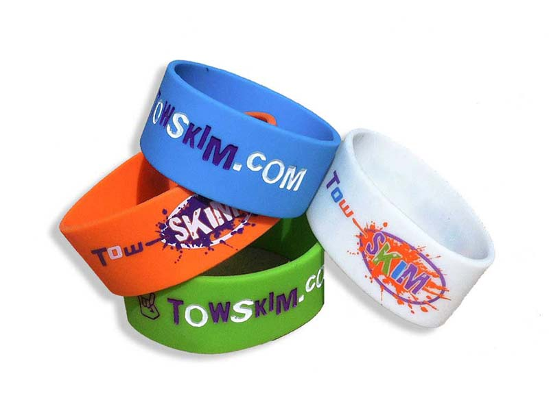 Tow Skim | What's Included | Rider Wristband Set