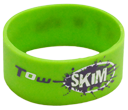 Tow Skim | Green Wristband | Handle Rider Wristband.